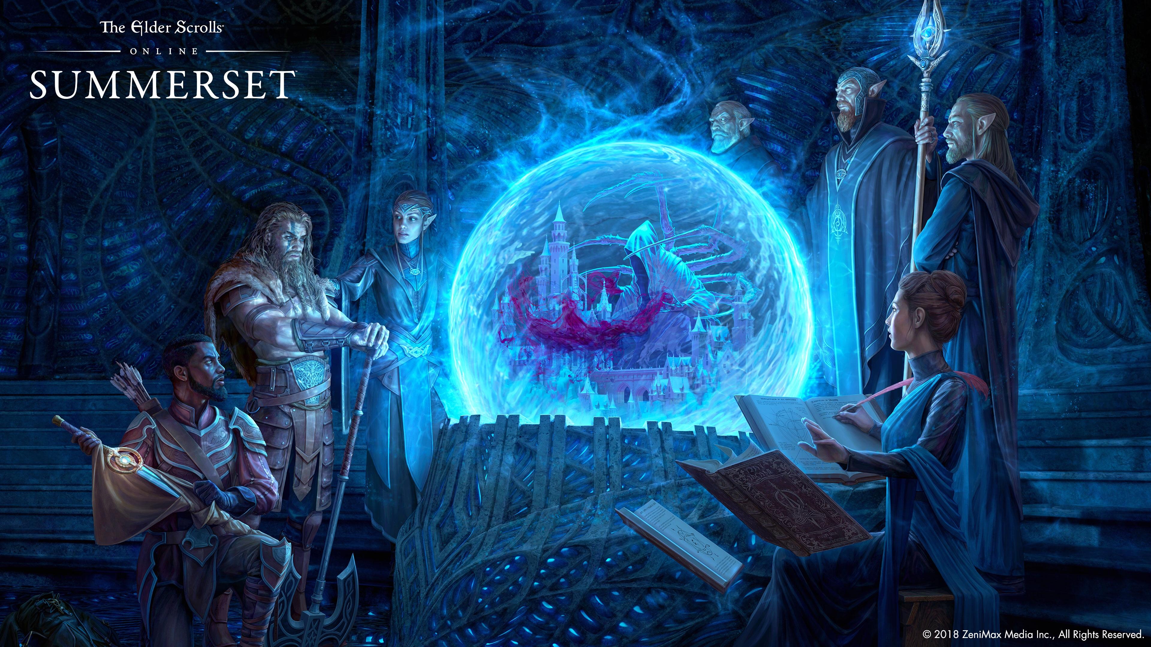 The Elder Scrolls Wallpaper Collection. U201c