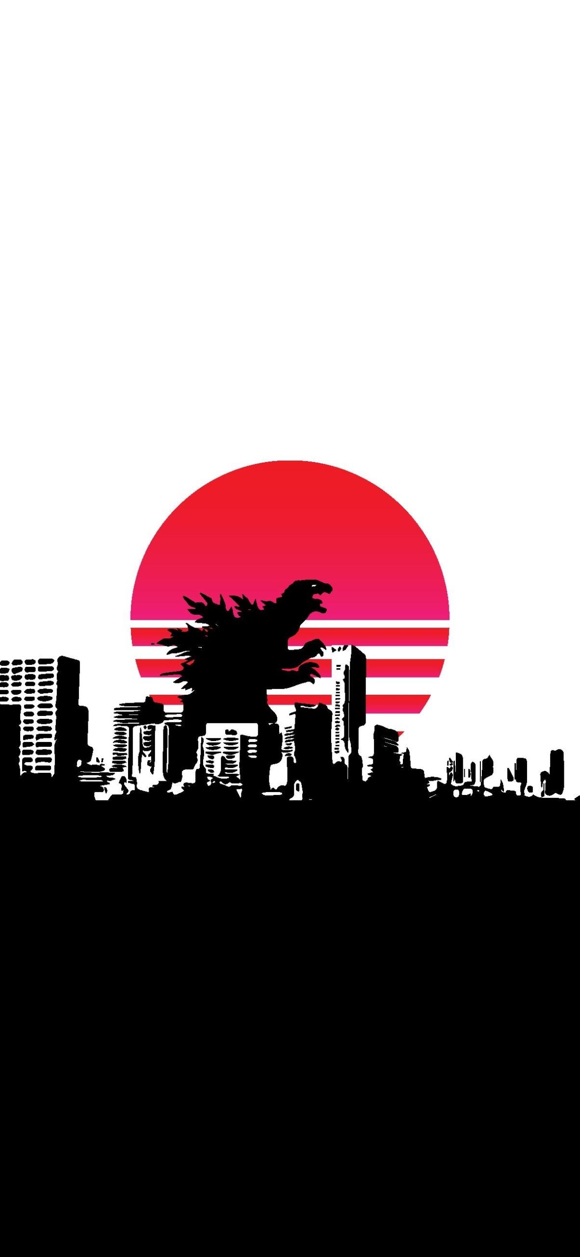 Godzilla Kaiju Rampage Wallpaper Japanese Backgrounds