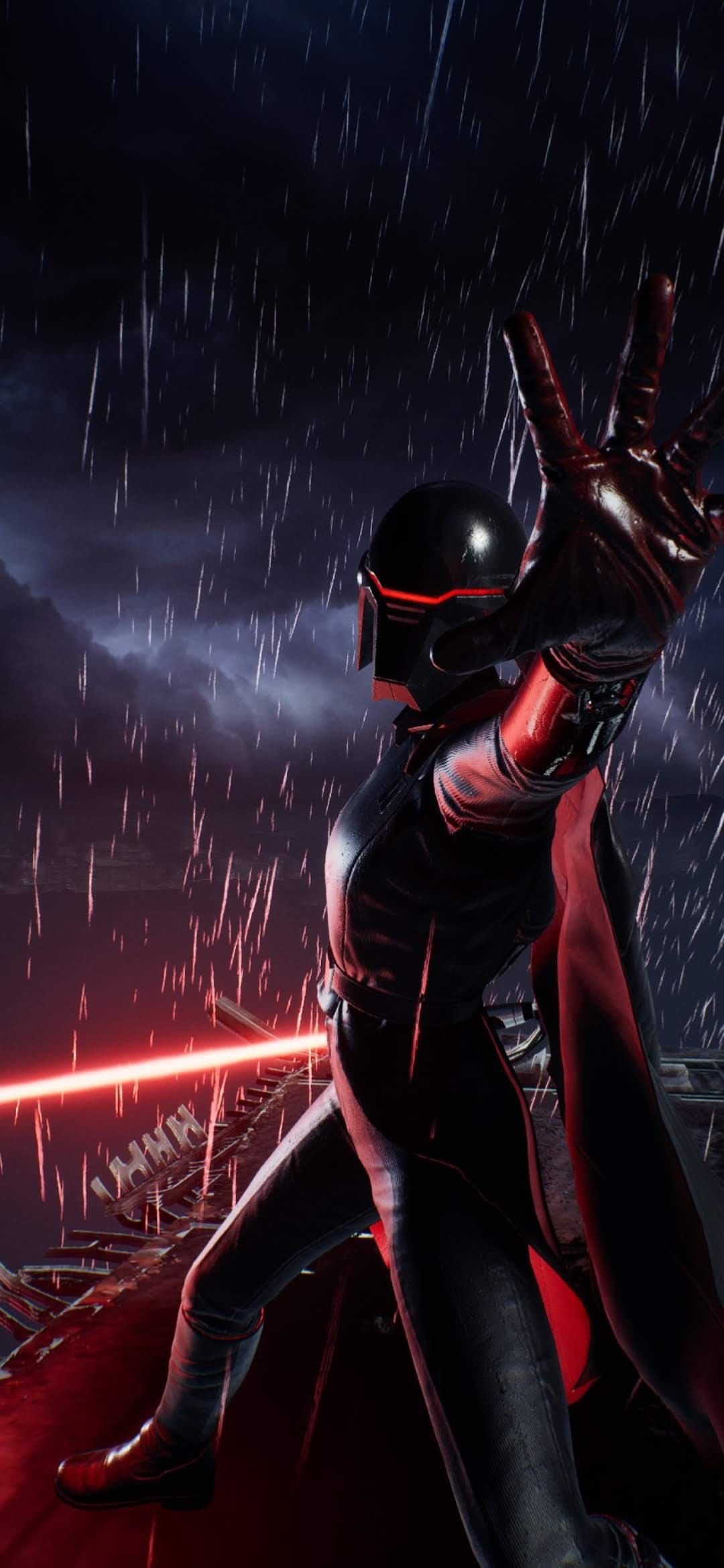 Star Wars Second Sister Inquisitor Wallpaper Wallpapers For Tech